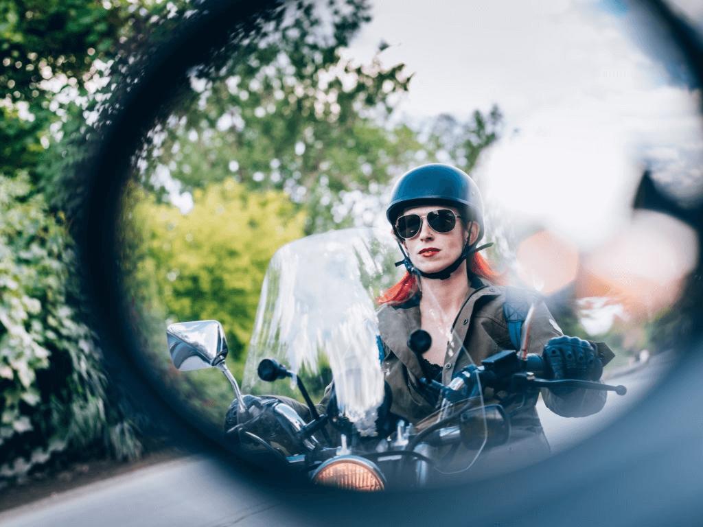 kaca spion pada motor