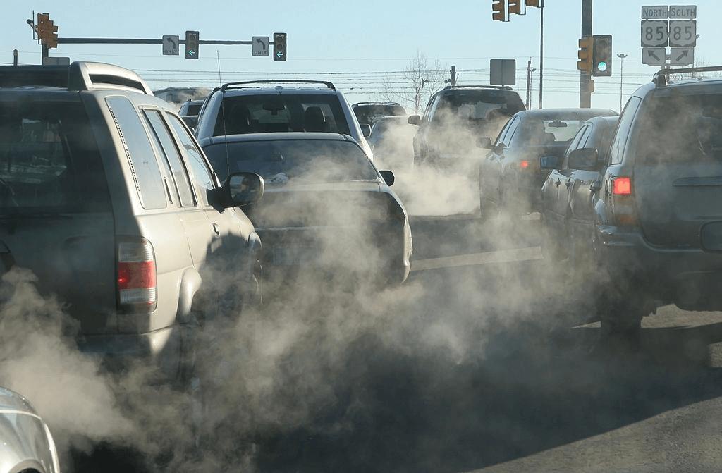 asap kendaraan jika terhirup langsung bisa menyebabkan penyakit pernafasan